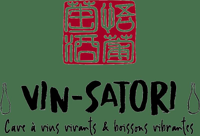 Logo de la cave en ligne Vin-Satori.